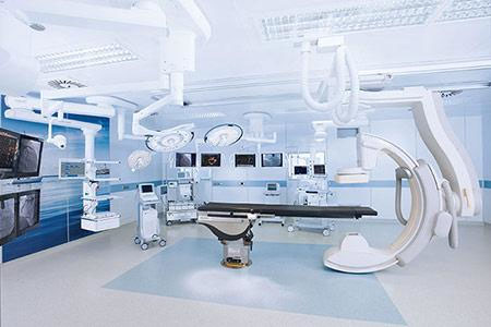 Монтаж вентиляции в лечебно-профилактических учреждениях